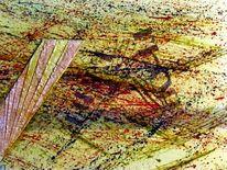 Malerei, Abstrakt, Feuer, Liebe