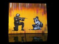 Malerei, Soldat,