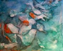 Fantasie, Malerei, Ausdruck, Oben