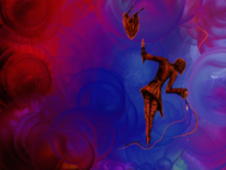 Fantasie, Malen, Bunt, Digitale kunst