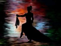 Farben, Surreal, Frau, Fantasie