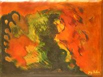 Umwelt, Abstrakte malerei, Ökojeans, Naturprodukte