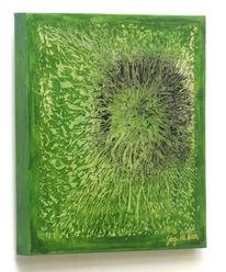 Realismus, Öko, Grün, Gemälde