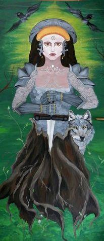Wolf, Fantasie, Natur, Mythologie