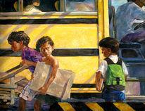Kunstverein eschwege, Mayabang, Boholano artist, Straßenkinder