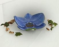Blau, Kunstharz, Wohnzimmer, Dekoration