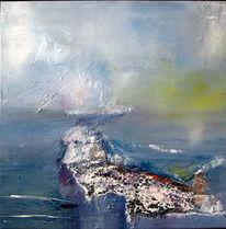 Energie, Eisberg, Landschaft, Meer