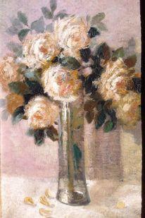 Malerei, York, 1954, Scharl