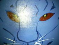 Acrylmalerei, Schwamm, Groß, Pinsel
