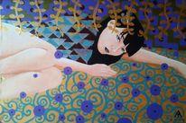 Jugendstil, Klimt, Malerei