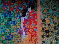 Park, Park bom, Klimt, Jugendstil