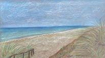 Meer, Dünen, Strand, Himmel