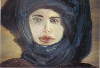 Gesicht, Mensch, Androgyn, Tuareg