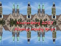 Botschaft, Bewerbung, Nürnberg 2025, Allzeit bereit