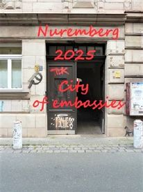 Botschaft, Nürnberg 2025, Kulturhauptstadt, Bewerbung