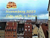 Kulturhauptstadt, Botschaft, Gehirn, Nürnberg 2025