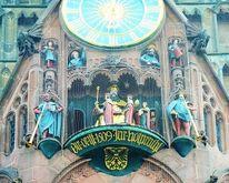 Frauenkirche, Kurfürst, Nürnberg, Goldene bulle