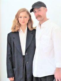 Grace weaver, Portrait, Ehemann, Fotografie