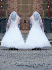 Hochzeit, Frauentor, Braut, Zeremonie