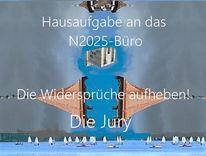Widerspruch, Hausaufgabe, Bewerbung, Nürnberg 2025