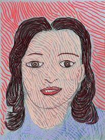 Kopf, Gesicht, Portrait, Menschen