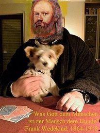 Tiere, Gott, Hund, Zitat
