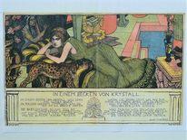 Tod, Kurt martens, Becken, Illustration