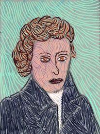 Findling, Rückkehr 2028, Kaspar hauser, Portrait