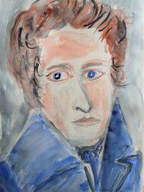 Kaspar hauser, Menschen, Portrait, Findling