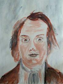 Menschen, Rückkehr 2028, Findling, Portrait