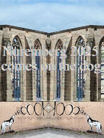 Botschaft, Aufmerksamkeit, Nürnberg 2025, Bellende hunde