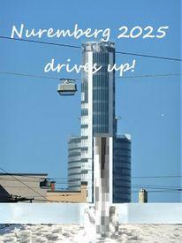 Nürnberg 2025, Abflug, Bewerbung, Kulturhauptstadt