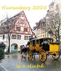 Nürnberg 2025, Klischee, Bewerbung, Kulturhauptstadt