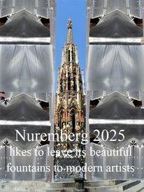 Moderne kunst, Kulturhauptstadt, Nuremberg 2025, Ummantelung