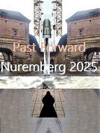 Vergangenheit, Zukunft, Bewerbung, Botschaft