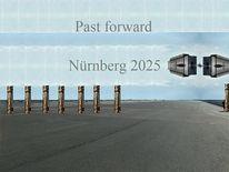 Vergangenheit, Flugkörper, Zukunft, Bewerbung