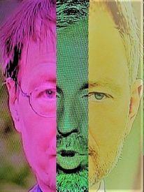 Portrait, Menschen, Kopf, Mann