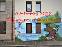 Nürnberg 2025, Charme, Bewerbung, Botschaft