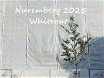 Bewerbung, Nürnberg 2025, Botschaft, Whiteout