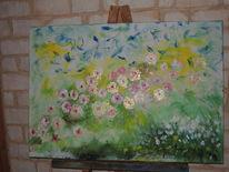 Energie, Natur, Licht, Abstrakte malerei