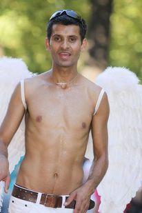 Engel, Schwul, Freiheit, Mann