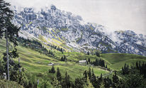Alp, Berge, Natur, Denalp