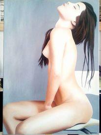 Ölmalerei, Malerei, Farben, Pinsel