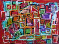 Pastellmalerei, Formen, Dekoration, Fantasie