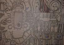 Zeichnungen, Tempel