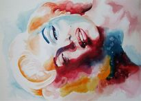 Marilyn, Monroe, Marylin monroe, Portrait
