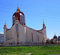 Kirche, Christentum, Heilig, Ternopil