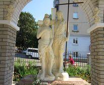 Statue, Jesus, Christentum, Täufer