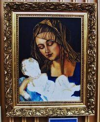 Malerei, Kopie, Kind