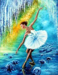 Ballerina, Tanz, Balletttänzerin, Ballett